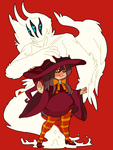 Witchsona by MafyPrime