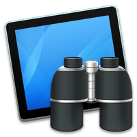 Apple Remote Desktop App Icon for Yosemite by TraceDesign