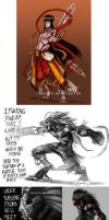 Mr China: Sketchdump 093013 by Digimitsu