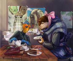 Tea by DragonAsis