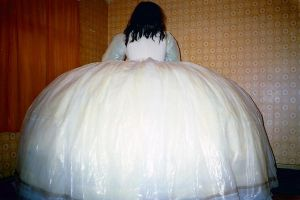 inflatable wedding dress by puncturegown