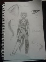 Marquis - CATS Fanmade character by QuaxyKitKat