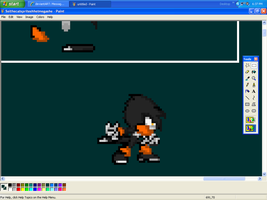 working on my spritesheet 2 by VoltchTGH