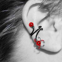 Biohazard Red III v6- SOLD by YouniquelyChic