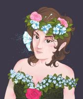 Lady of Spring by Blue-Sapphire-Ren