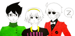 Homestuck by Pharos-Chan