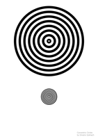 Concentric Circles by Maracon