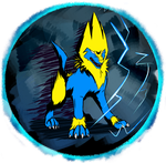 Manectric by PrinceofPride