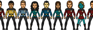 Star Trek Infinite Universe by SpiderTrekfan616