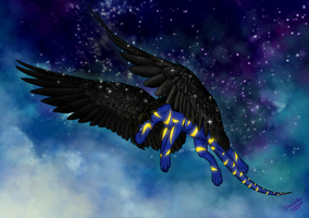 AT: From Heaven by Samantha-dragon