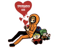 SP:Kenny and more by spidergarden666