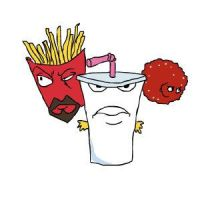 Aqua Teen Hunger Force by Seanboy