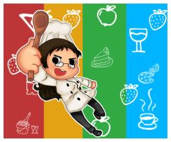 Master chef by Miss-Panettone