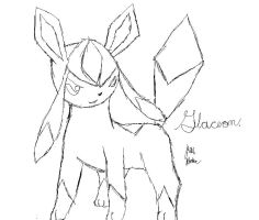 Glaceon by brisi123