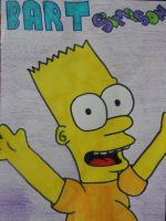 Bart Simpson by Toad-x-Yoshi-x-Peach