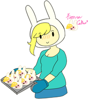 Fionna cakes by applewifey