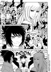 Doujin: Catfight Pg. 1 by mongrelmarie