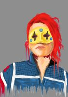Party Poison Speedpaint by Neon-Light-Cortege