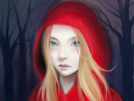 Little red riding hood by AlexaVoltage