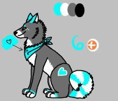 6 point Husky Adopt CLOSED by xX-Chase-Xx