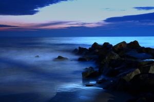 Blue Moon by Doumanis