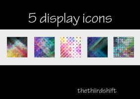 Display Icons by thethiirdshift