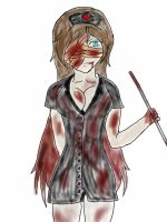 Silent Hill OC by Blackpantherwolf13