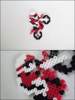 Excite Bike bead sprite by 8bitcraft