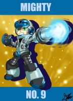 Mighty No. 9 by BaiHu27