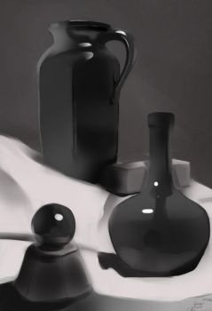 Still-life-study by Vonmizu