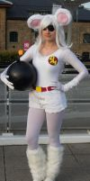 MCM Expo 2013 39 - Danger Mouse by cosmicnut