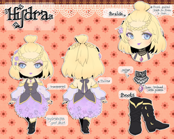 MS: Hydra REF by Snowchu