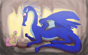 Dealing with Dragons by bibliodragon
