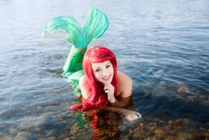 Ariel - The little mermaid by Apple-nys