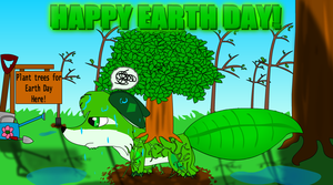Earth Day by Tails230