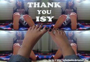 Thank You ISY by KarinaDreamer