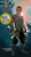 American Warriors Army Special Forces by Taiya001
