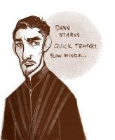 Littlefinger by aberry89