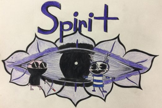Spirit - Evil Eye Keeps Away Danger by Midnight-Lovestruck