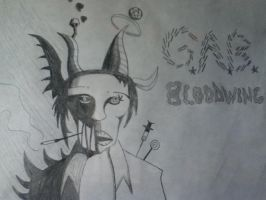GAB Bloodwing : Spychatanic Cover by GAB-Bloodwing
