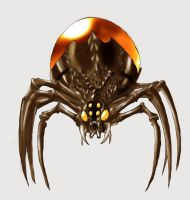 035 - Spider by roadkillblues