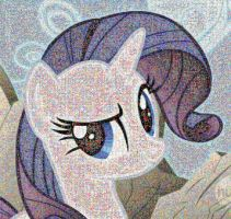 Rarity is the Best Pony by Lacon-te
