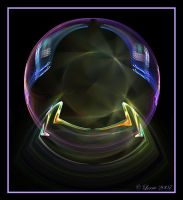 Crystal Ball by Colliemom