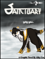 Sanctuary Volume 1 cover by Ocrienna