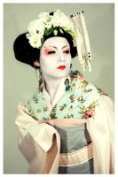 Geisha OO5 by EmbryonalBrain
