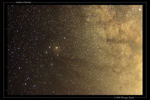 Antares in Scorpius by octane2