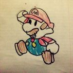 Paper Mario by Bowser226