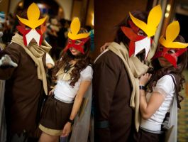 A Couple of Entei by KuchikixRukia