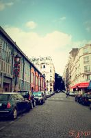 La Rue de Paris.. by FawageeJM