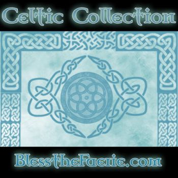 Celtic Knot Work Collection by Tatianasaphira